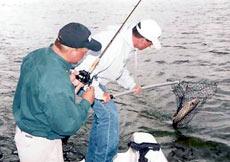 Некоторые советы касательно троллинговой ловли лосося на колеблющиеся блесны