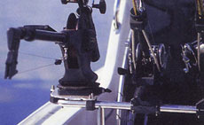 Достаточно и одной собственной станины даунриггера, если рядом прикрепить дополнительный держатель.