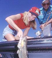 Основы стратегии подледной ловли на больших озерах и заливах