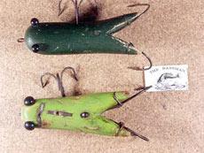 Heddon Frog