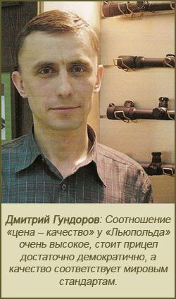 Дмитрий Гундоров
