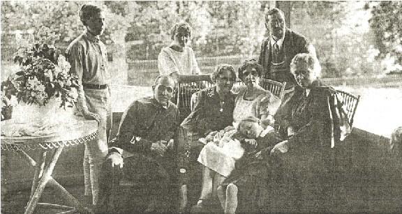 Теософский кружок в Кисловодске, 1915