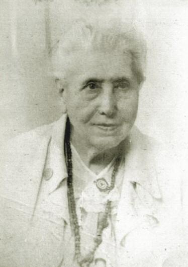 Анна Каменская, первый Президент дореволюционного Российского Теософского общества