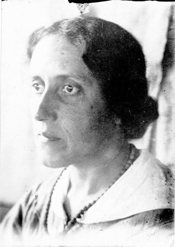 Лидия Марьяновна Арманд, прибл. 1912 г.