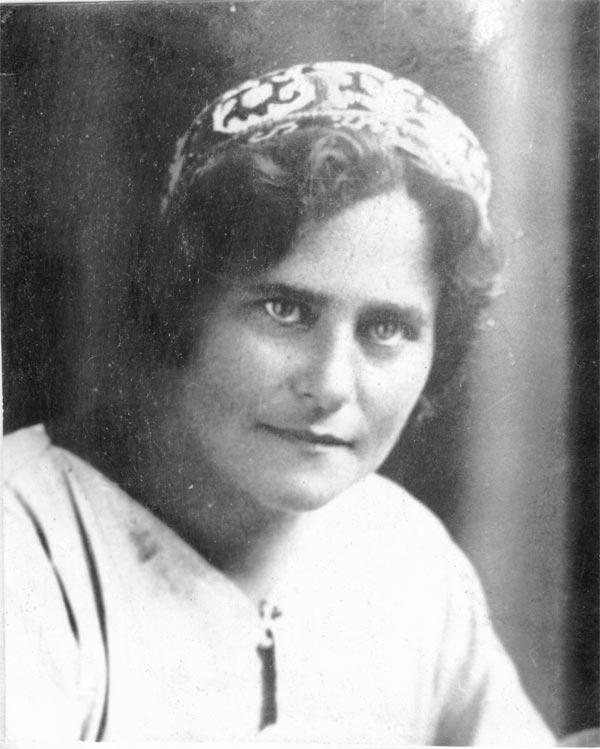 Ефросинья Александровна Спицина, теософка из Киева