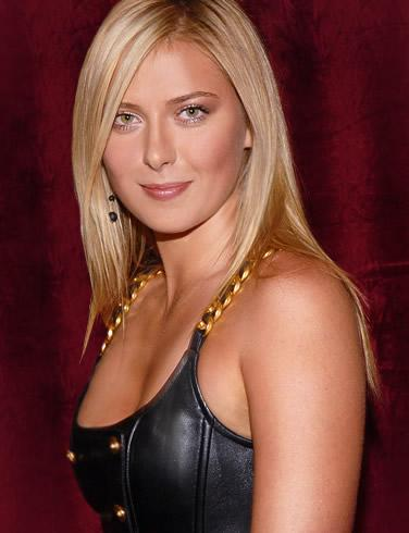 Maria Sharapova, photo 1