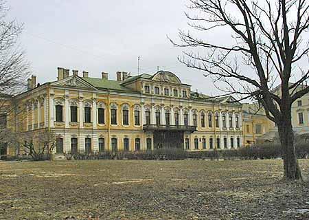 Дворец Шереметьевых (Фонтанный дом)