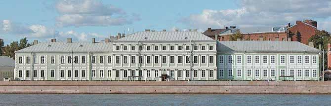 Дворец Петра II